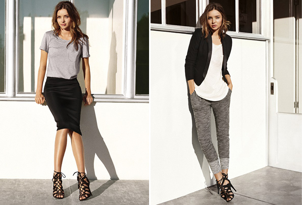La nouvelle collection h m port e par miranda kerr - Nouvelle collection h m ...