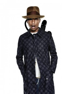 Nouvelle collection G-Star RAW avec Pharrell Williams