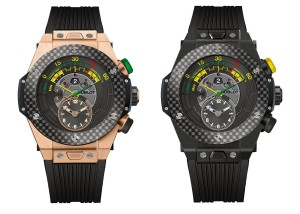 Nouvelle montre Hublot Big Bang Unico Bi-Retrograde pour la coupe du monde