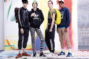 Lookbook de la nouvelle collection Adidas Automne/Hiver 2014