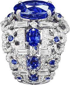 Chaumet une nouvelle collection florale de montres et bijoux