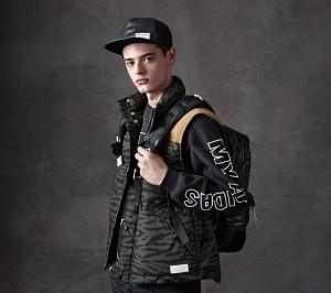 Adidas Original inspirée par Run-D.M.C.