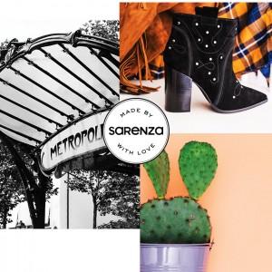 La première collection de chaussures Sarenza