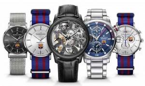 Nouvelle collection de montres Maurice Lacroix x FC Barcelona