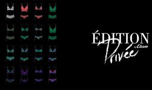 Edition Privée by Etam : nouvelle collection de lingerie personnalisée