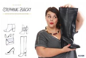 Nouvelle collection capsule Stéphanie Zwicky pour Kiabi