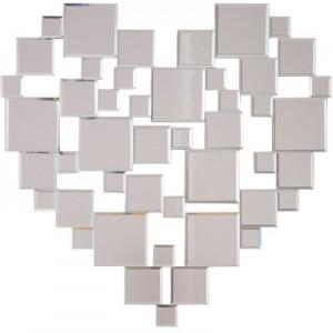 Miroir coeur – Décoration murale – Décoration   GiFi
