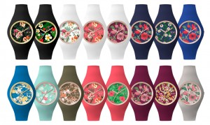 Nouvelle collection Ice Watch Ice Flower