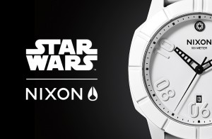 Nouvelle collection de montres Star Wars Nixon