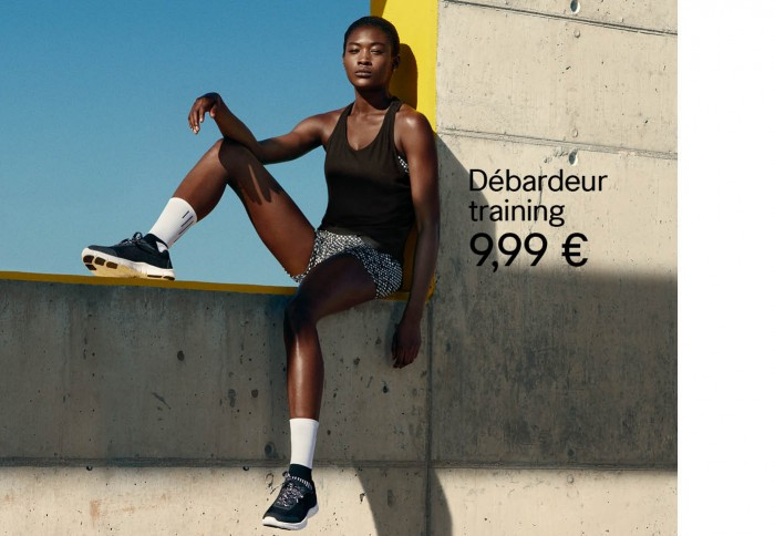 Nouvelle collection Sport Femme H&M