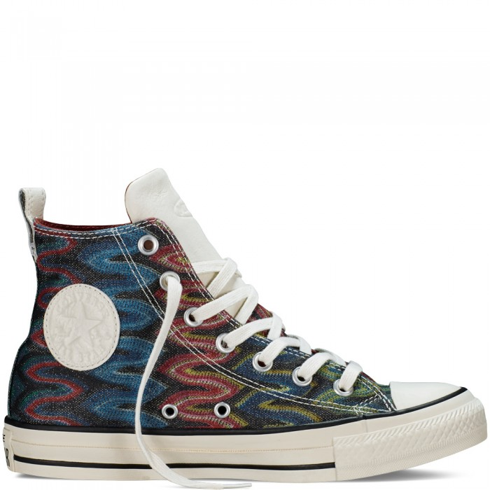 Nouvelle collection Converse X Missoni Chuck Taylor All Star
