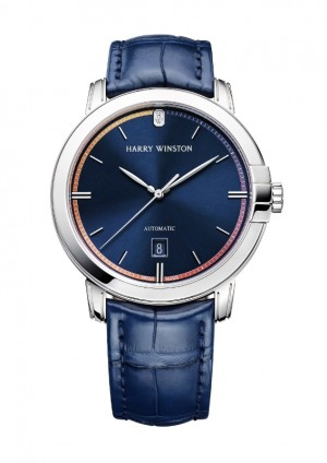 Harry Winston présente le garde-temps Countdown to a Cure