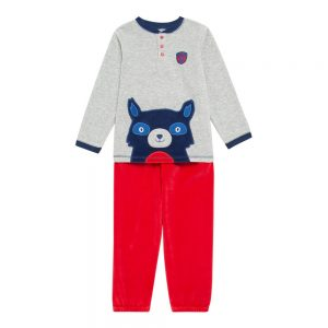 Pyjama Gris chine Jysilouage – SERGENT MAJOR