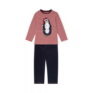 Pyjama Rouge anglais Jonoelage – SERGENT MAJOR