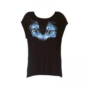 T-shirt printé loup Serra – Diesel