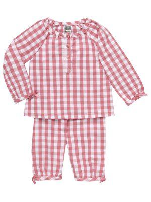 Pyjama bébé Rose Naissance Tape à l'oeil