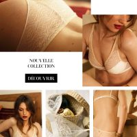 nouvelle collection yse lingerie