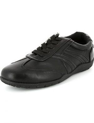 Chaussures de ville type baskets KIABI