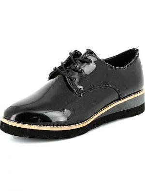 Chaussures vernies à talons compensés KIABI