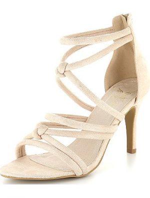 Sandales à talons jeu de brides KIABI