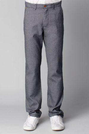 Pantalon à pinces motifs graphiques Stuart – Scotch & soda