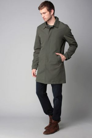 Manteau gris Paris – Selected Homme