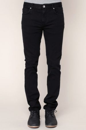 Jean slim noir Mario – Selected Homme