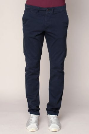 Pantalon marine chino Cody – Jack & Jones