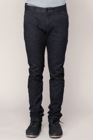 Pantalon slim gris anthracite Harval – Selected Homme