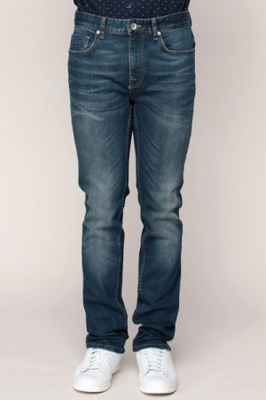 Jean slim denim bleu délavé – Selected Homme