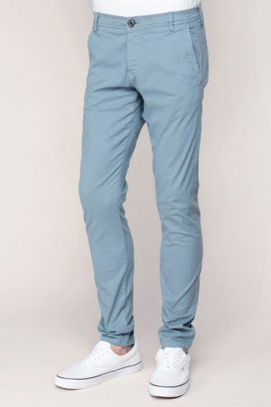 Pantalon chino bleu mirage Honeluca – Selected Homme