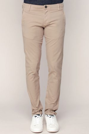 Pantalon chino beige Honeluca – Selected Homme
