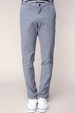 Pantalon regular slim steel avec ceinture – Scotch & soda