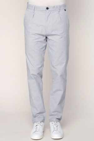 Pantalon à pinces gris Axel – Selected Homme
