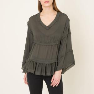 Blouse ample. THE KOOPLES.