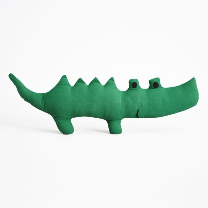 Coussin forme crocodile Pacheco AM.PM