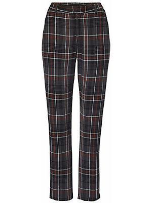 Pantalon à carreaux femme B.C. Best Connections gris