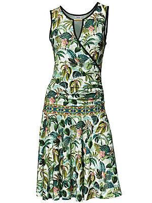 Robe imprimée femme B.C. Best Connections multicolore