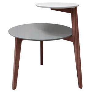 Table Basse Double Plateau Scandi