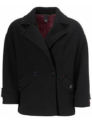 Veste en laine femme B.C. Best Connections noir