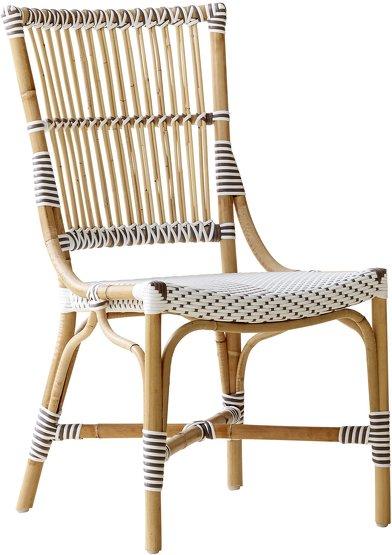 Chaise en rotin Monique - Sika Design