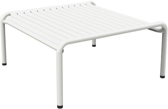 Table basse de jardin blanche Week-End - Petite Friture