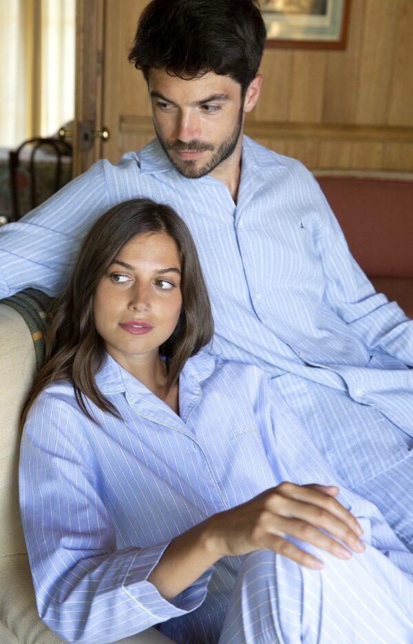 Pyjama long luxe Arthur