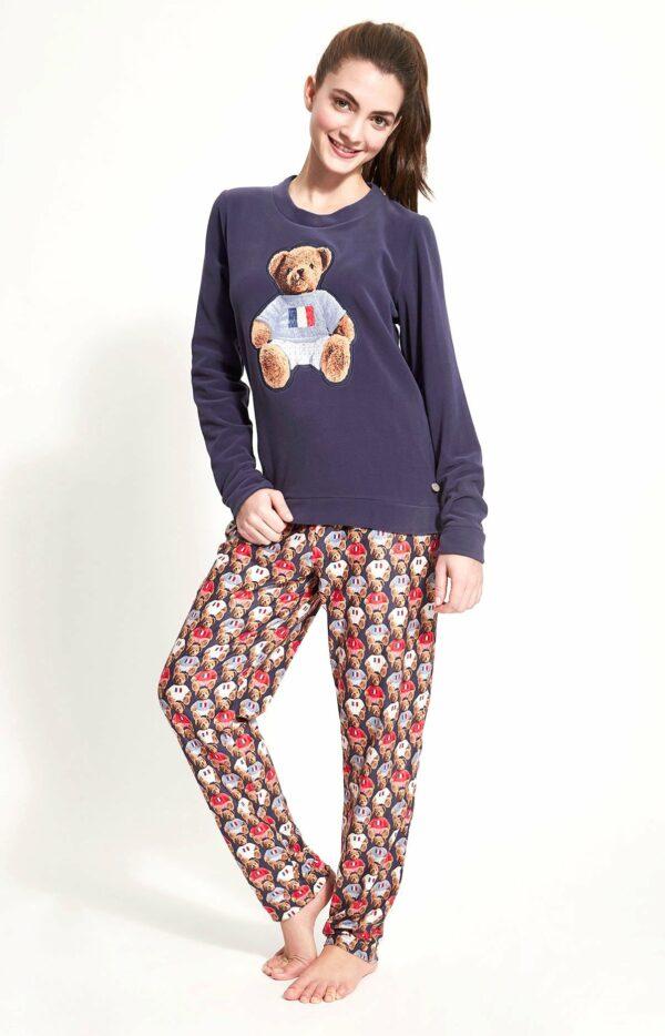 Pyjama long polaire teddy Arthur