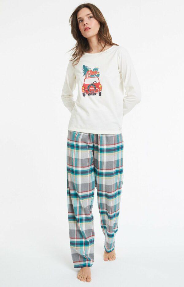 Pyjama long snow Arthur