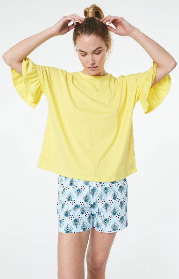 Tee shirt lor jaune Arthur